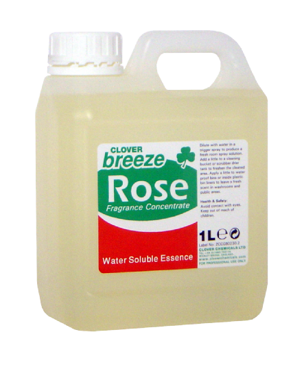 Clover Breeze Rose - Air Freshener concentrate